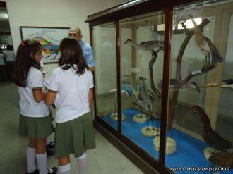 Visita al Museo de Ciencias Naturales 34