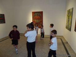 1er grado visito el Museo 39