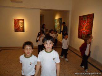 1er grado visito el Museo 48