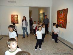 1er grado visito el Museo 49