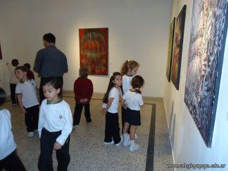 1er grado visito el Museo 51