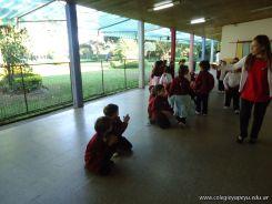 Ensayos para la Fiesta Criolla del Jardin 24