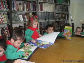 Salas de 3 en Biblioteca 9