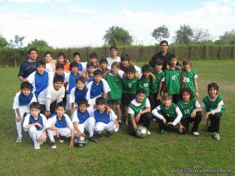 Amistoso de Futbol de 5to y 6to grado 1