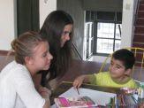 Compartiendo una Lectura con Niños del Hogar Domingo Savio 5