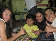 Compartiendo una Lectura con Niños del Hogar Domingo Savio 51