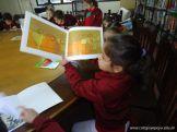 El Jardin leyendo en Biblioteca 14