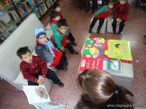 El Jardin leyendo en Biblioteca 47