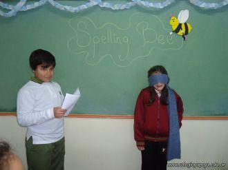 Falta muy poco para el Spelling Bee 26