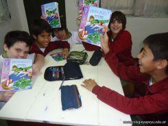 Lectura en Ingles 21