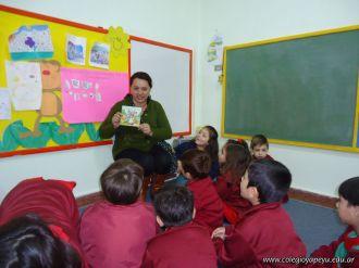 Papas lectores en Jardin - 2da semana 1
