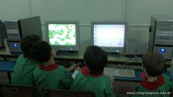 Salas de 5 en Computacion 21
