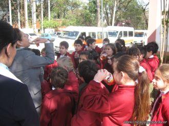 3er grado visito Aguas de Corrientes 171