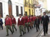 Desfile en Homenaje y Festejo de Cumple 123