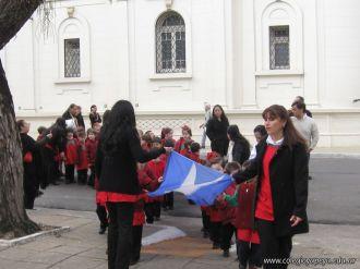 Desfile en Homenaje y Festejo de Cumple 133