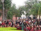 Desfile en Homenaje y Festejo de Cumple 157