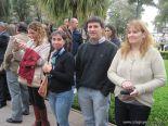 Desfile en Homenaje y Festejo de Cumple 158