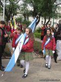 Desfile en Homenaje y Festejo de Cumple 188