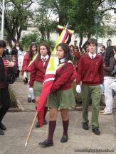 Desfile en Homenaje y Festejo de Cumple 190