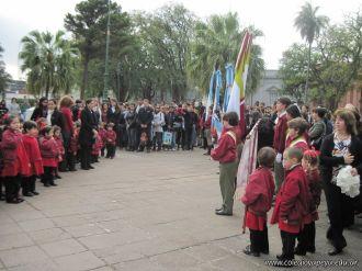 Desfile en Homenaje y Festejo de Cumple 198