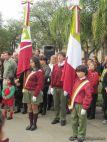 Desfile en Homenaje y Festejo de Cumple 202