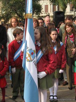 Desfile en Homenaje y Festejo de Cumple 204