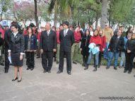 Desfile en Homenaje y Festejo de Cumple 210