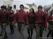 Desfile en Homenaje y Festejo de Cumple 237