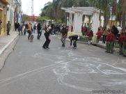 Desfile en Homenaje y Festejo de Cumple 238
