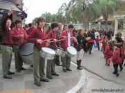Desfile en Homenaje y Festejo de Cumple 247