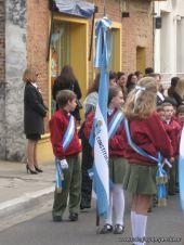 Desfile en Homenaje y Festejo de Cumple 27