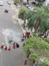 Desfile en Homenaje y Festejo de Cumple 295
