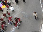 Desfile en Homenaje y Festejo de Cumple 303