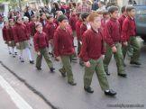 Desfile en Homenaje y Festejo de Cumple 7