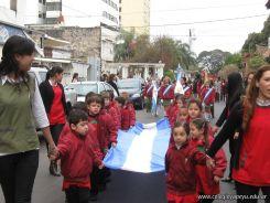 Desfile en Homenaje y Festejo de Cumple 82