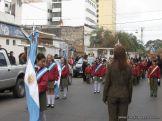 Desfile en Homenaje y Festejo de Cumple 83