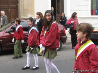 Desfile en Homenaje y Festejo de Cumple 85