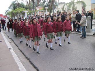 Desfile en Homenaje y Festejo de Cumple 9