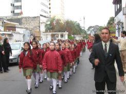 Desfile en Homenaje y Festejo de Cumple 92