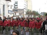 Desfile en Homenaje y Festejo de Cumple 98