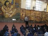 Visita de la Escuela Misericordia 103