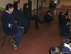Visita de la Escuela Misericordia 106