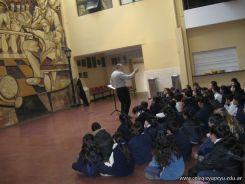 Visita de la Escuela Misericordia 107