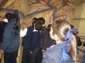 Visita de la Escuela Misericordia 108