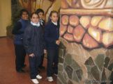 Visita de la Escuela Misericordia 111