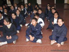 Visita de la Escuela Misericordia 118