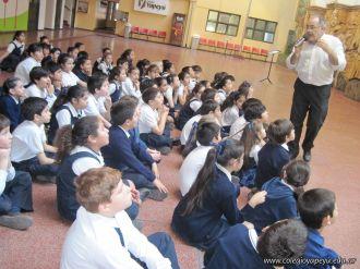 Visita de la Escuela Misericordia 20