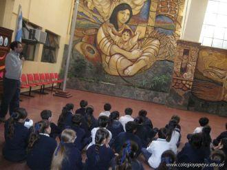 Visita de la Escuela Misericordia 34