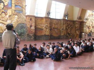 Visita de la Escuela Misericordia 53