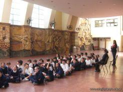 Visita de la Escuela Misericordia 54